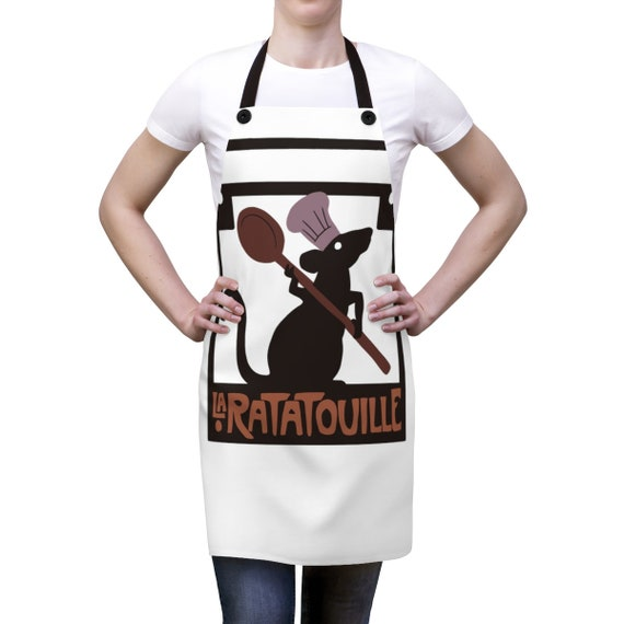 La Ratatouille Apron by Etsy