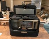 Restored Iconic Zenith Transoceanic A600 7 Band Vacuum Tube Broadcast Shortwave Radio
