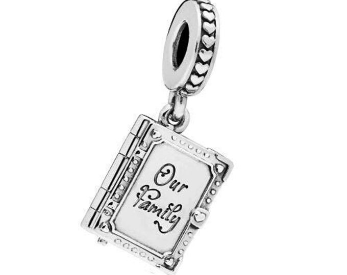 PANDORA Family Book Dangle Charm 798105