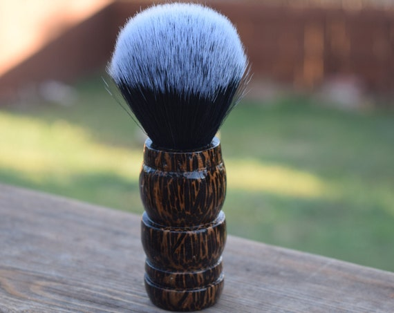 Brown Bomber Whet Shaving Brush