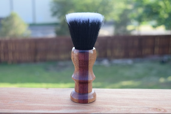 Little Woody Whet Shaving Brush