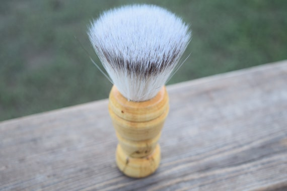 Flat Top Phenom Whet Shaving Brush
