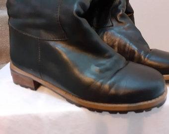 Stivali gomma anni 70 vintage 35 collezione