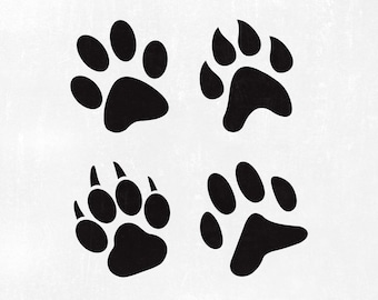 Wildcats Paw Svg Etsy Wildcat dog paw , finger print transparent background png clipart. wildcats paw svg etsy