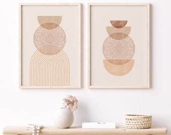 Two Piece Wall Art Etsy