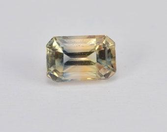 Bicolor sapphire | Etsy