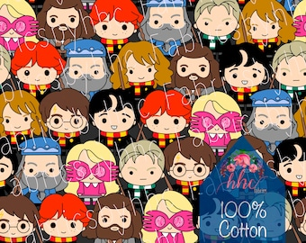 Fat Quarter Harry Potter Draco Metallic 100/% Cotton Fabric By The Yard Malfoy Cotton Harry Potter Fabric for Face Masks SHIPS TODAY FQ