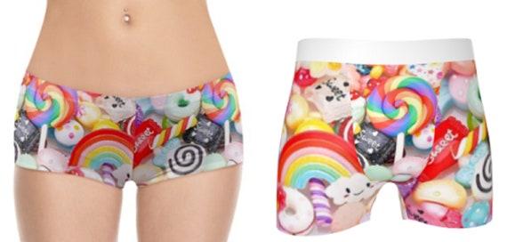 Mixed Ladies Brief Shorts /& Thong Sets.