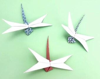 Origami Dragonfly | 270x340