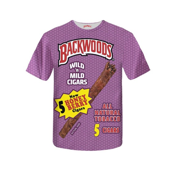 Backwoods 5 Pack Honey Berry Vintage//Collectible Package