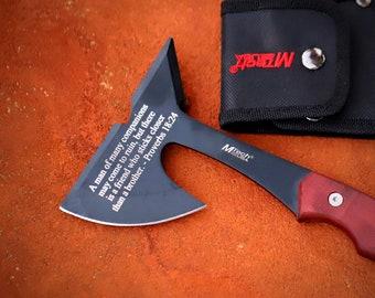 Engraved axe | Etsy