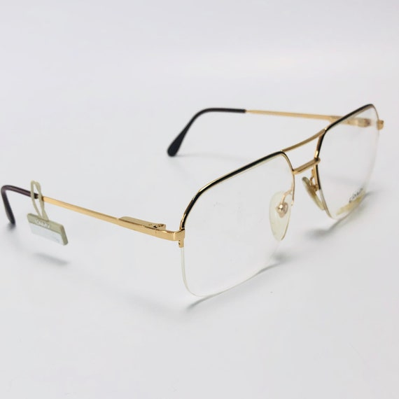 New Vintage Lamy Eyeglasses 1970s Aviators Pilot F