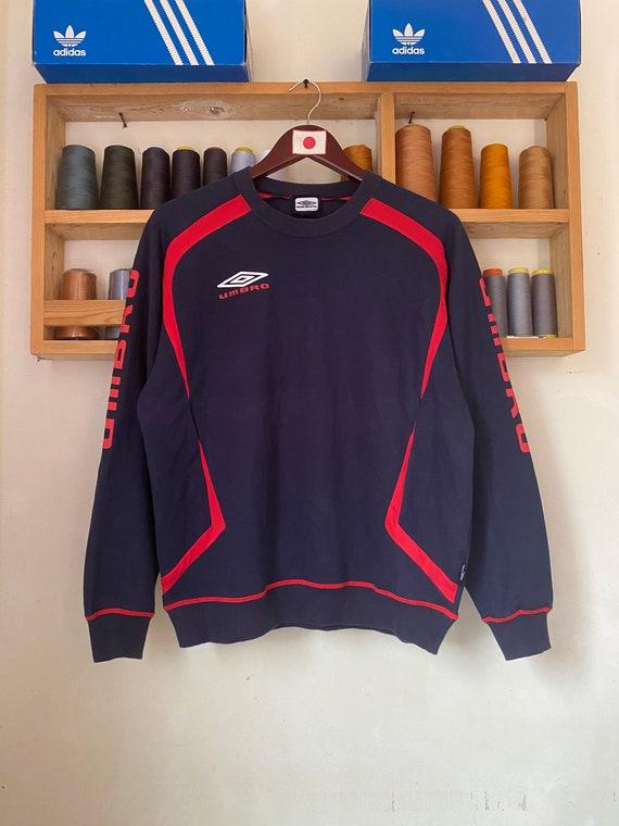 Vintage Umbro Sweatshirt Medium Size Jumper Duck B