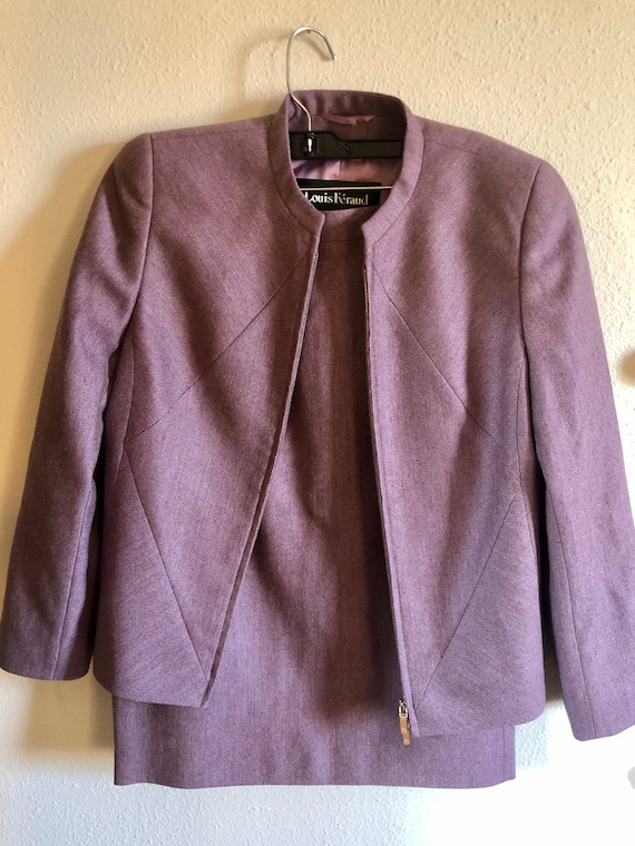 Louis Feraud French Suit