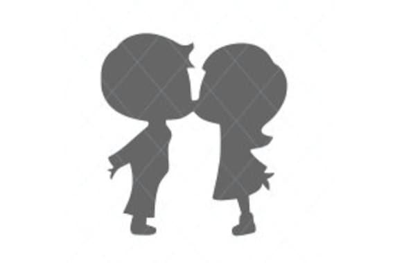 Mädchen Küssen Schule Japanisch Mädchen von