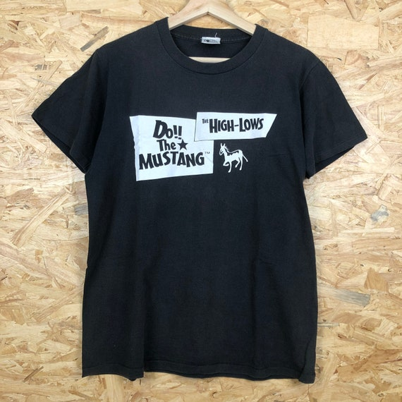 Vintage The High Lows Band T Shirt