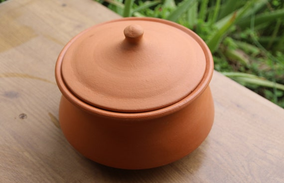 clay cooking pot etsy Earthen cookware clay utensils terracotta pot clay cooking pot  Etsy