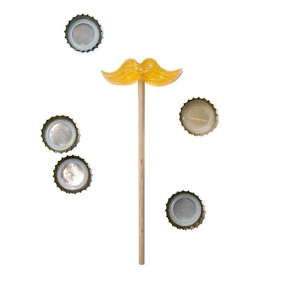 Lot Of 5 Lollipops Biere Blonde Etsy