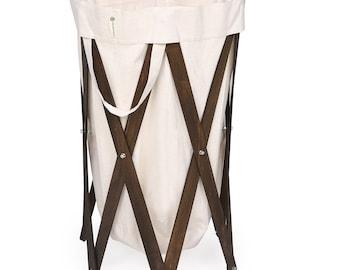 Evergreen Multipurpose Foldable Linen Basket