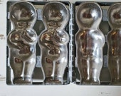 Kewpie doll chocolate mold, Vintage candy mold, Anton Reiche Antique German mold.