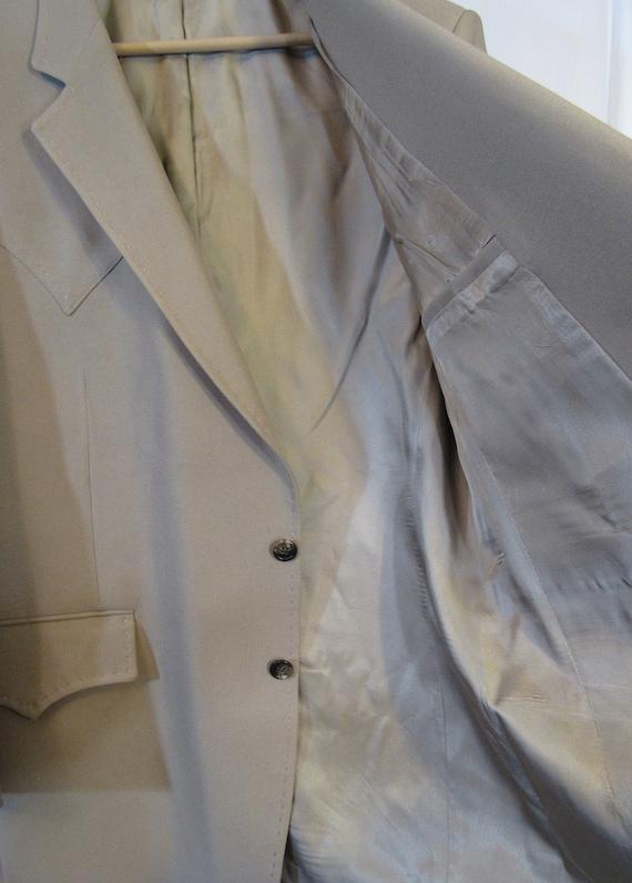 H Bar C Ranchwear Western Gabardine Single-Breast… - image 4