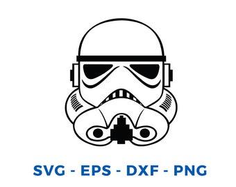 Storm Trooper Svg Etsy