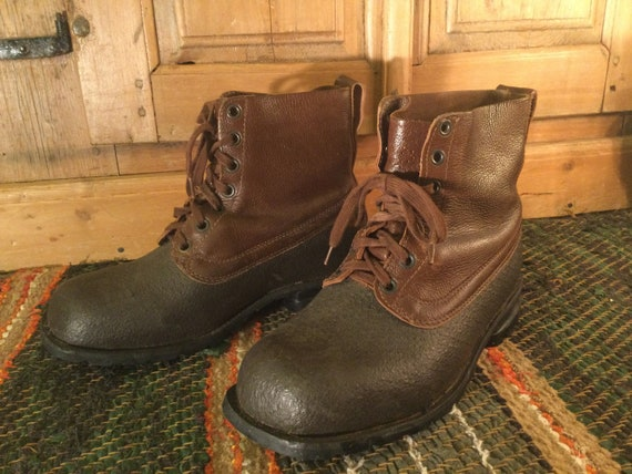 Swedish Working/Military Boots