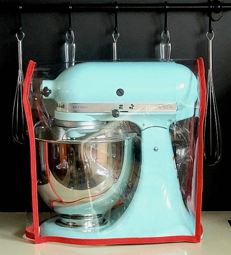 KitchenAid 4.5-5qt Tilt Head Stand Mixer Clear Cover with Trim \u2022 PDF Download PATTERN