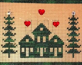 The Stitchers' Village 2019 Ornament Kit
