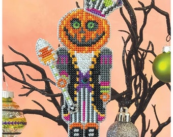 Pumpkin King Nutcracker kit by Satsuma Street