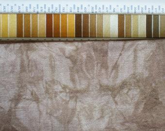130 PTP Orphan 1/2 yd Fabric Cashel Linen 28