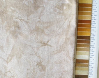 114 PTP Orphan 1/2 yd Fabric Cashel Linen 28