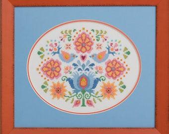Hungarian Folk Art No. 1 KIT by Glendon Place