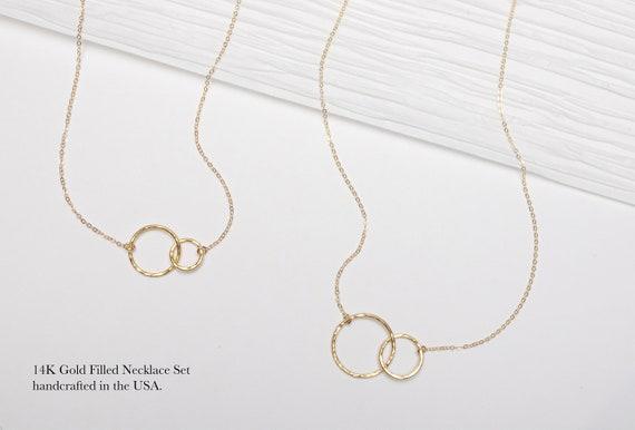 Set Goldfilled And Glass Beads . Set Amanda Set Necklaces Set Goldfilled Necklaces