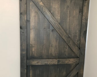 Exceptionnel Barn Door | Etsy