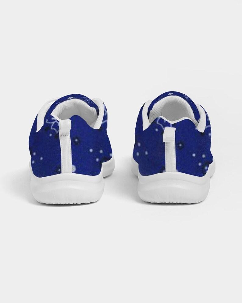 Design di bandana uomo Athletic Shoe Blue 1d6HHFOb