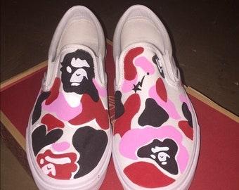 reputable site cd890 212e1 Bape shoes | Etsy