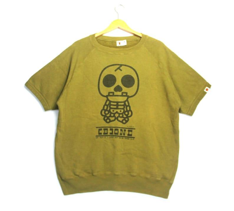 Rare Baby Milo By Bathing Ape short sleeve Sweatshirt image 0