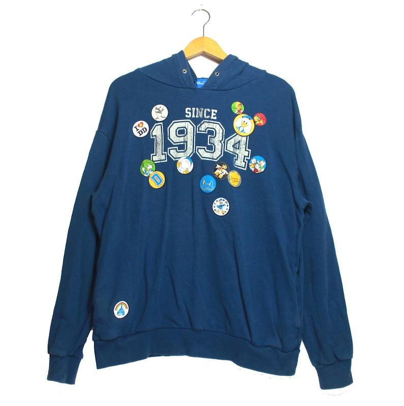 Vintage Tokyo Disney Resort Hoodies Sweatshirt