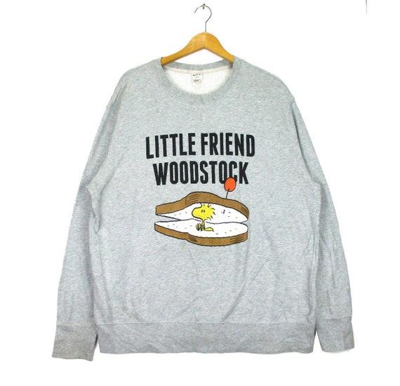 Peanuts SNOOPY Pullover Sweatshirt