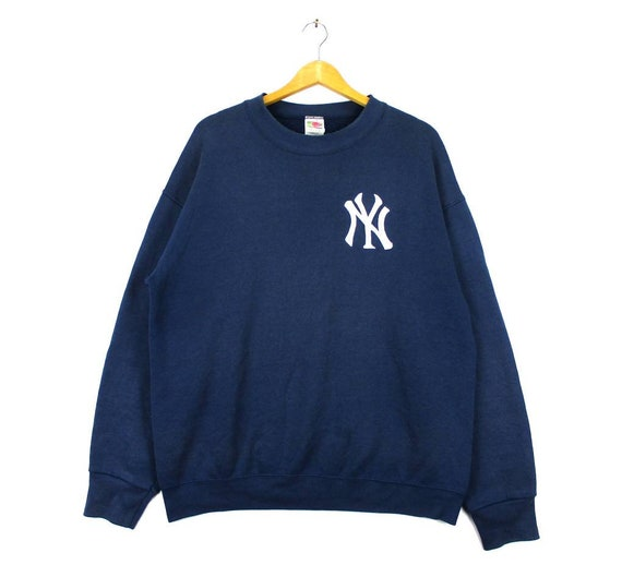 Vintage New York NY Fruit Of The Loom Tag Sweatshi