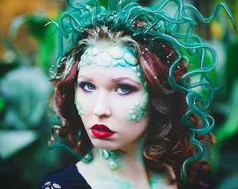 The hair of Gorgon Medusa (ONLY BLACK!!! Green sold out!!)