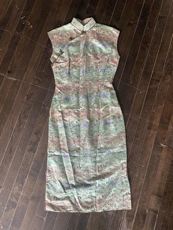 MCM Vintage Cheongsam Dress