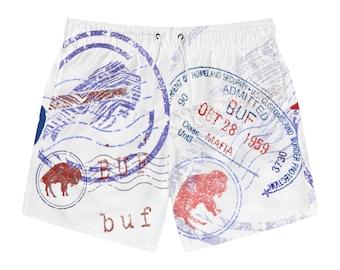 Buffalo Bills Swim Trunks
