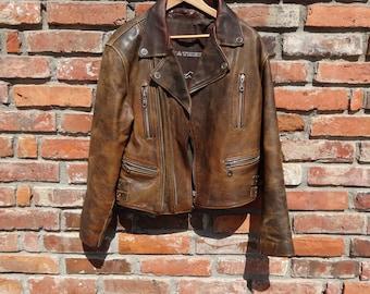 a8a9e91fd Route 66 jacket | Etsy