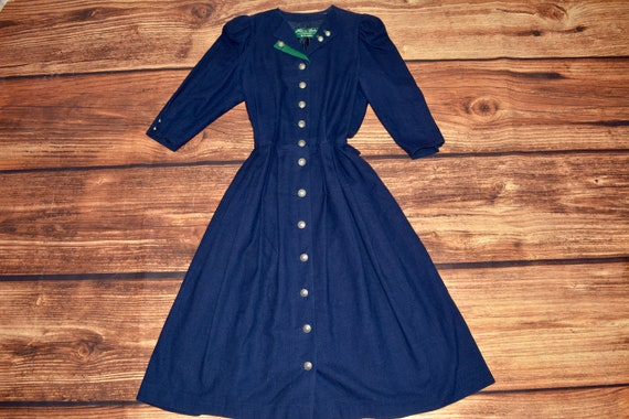 Cottagecore dress  Austrian dress Size 44