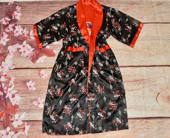 Vintage Chinese robe Size 2XL