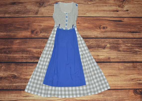 Cottagecore dress Handmade Thanksgiving dress with