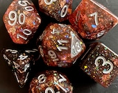 APOCALYPSE DNd DIce SEt FOr DUngeons DRagons, POlyhedral RPg tTRPG DIce SEt