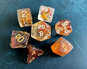 OG1 DNd DIce SEt, D20 POlyhedral dICE SEt For DUngeons And DRagons DIce